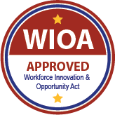 Workforce Innovation and Opportunity Act (WIOA) Logo